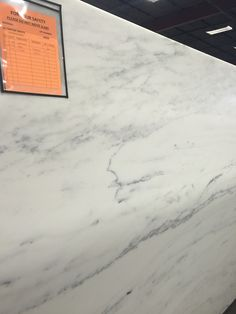 Olympian white Danby marble Dente trading