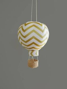 hot air balloon decor - Google Search