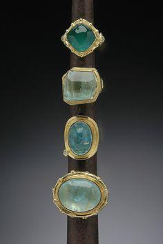 Hughes-Bosca Jewelry | Rings