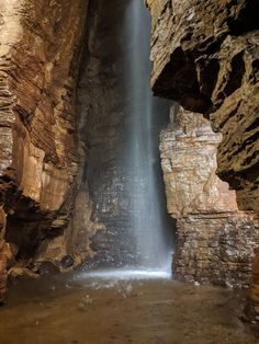 Underground waterfall: How to see this secret spectacle in Upstate NY - newyorkupstate.com New York Attractions, Below The Surface, Geology, Things To Do, Waterfall, Places To Visit, Tours, Travel, Outdoor