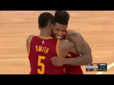 Iman Shumpert and J.R. Smith Rock Madison Square Garden in Their Return!! Take a look as Iman Shumpert connects with J.R. Smith on the alley oop reverse jam! NBA Basketball. Vs. New York Knicks.