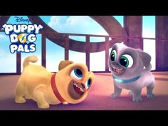 Be sure to watch Puppy Dog Pals TOMORROW 4/14  on Disney at 1030am