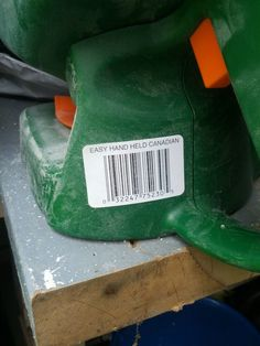 This barcode that will leave you with many questions: