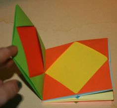 origami book tutorial