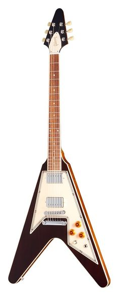 Gibson Grace Potter Signiture Flying V - Nocturnal Brown
