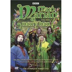 Maid Marian and her Merry Men with Tony Robinson - I was quite young when this was on and didn't appreciate  it. It was rather like a children's version of Blackadder. 90's TV