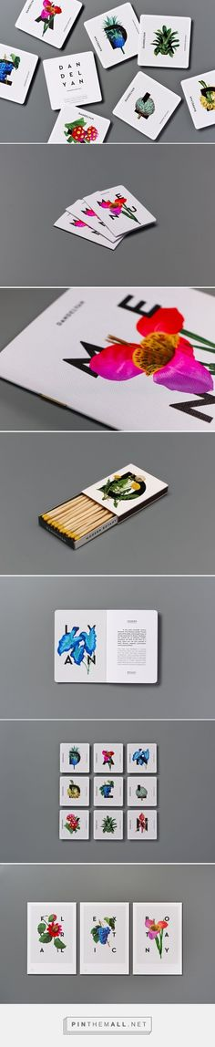 Dandelyan Bar Identity by Magpie Studio | Fivestar Branding – Design and Branding Agency & Inspiration Gallery
