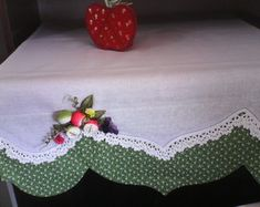 panos-de-copa-de-croche-pano-de-prato-de-croche Easy Sewing Patterns, Crochet Patterns, Baby Frocks Designs, Sewing Crafts, Diy Crafts, Dining Room Table Chairs, Christmas Table Cloth, Teen Bedding, Quilt Border