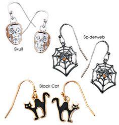 Avon: Trick or Treat Earrings #halloween #earrings