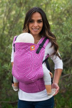 Tula Careen Oleander TULA BABY CARRIER