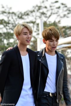DAY6 Young K & Wonpil © xHyunseong | Do not edit.
