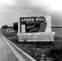 Head out to Spook Hill for a real fright! (1953) | Florida Memory