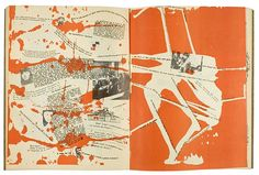Mémoires, psychogeographical collaboration between Guy Debord and Asger Jorn 1959
