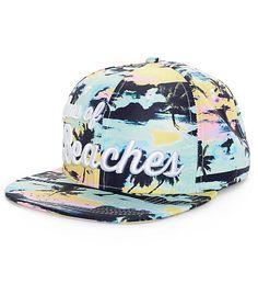 8747a6c2e62 Empyre Suns Of Beaches Snapback Hat