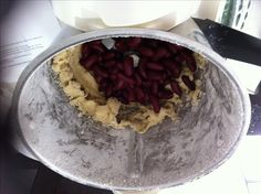 beans in cake mix