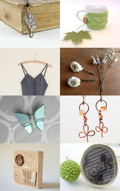 Dreaming of Spring by Maren Misner on Etsy--Pinned with TreasuryPin.com