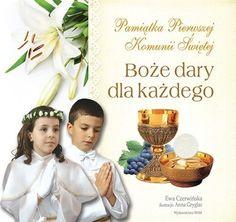 Boże dary dla każdego. Pamiątka Pierwszej Komunii Świętej (OT)