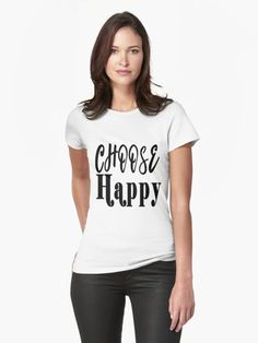 Choose Happy  by Suzeology