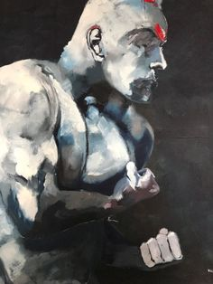 Exhibition from - March 2018 at Stanley Street. Street Gallery, Sport, Painting, Deporte, Excercise, Painting Art, Sports, Paintings, Painted Canvas
