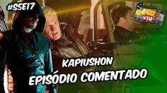 Arrow  Kapiushon (S5E17) #Comentando Episodio https://youtu.be/1D4Xhy2JQC8