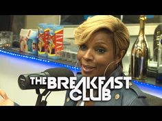 Mary J Blige Interview at Power 105.1 - The Breakfast Club 1080p [Full]