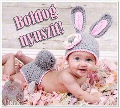 húsvét, képek, versek, idézetek, nyuszi, baba, cuki, aranyos,
