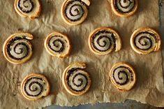 Little Mushroom Pinwheels Recipe on Food52, a recipe on Food52