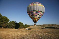 Paseos en globo aerostático en Atlántida, Uruguay