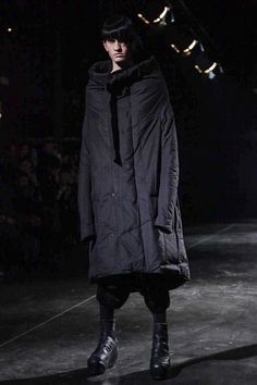Julius Menswear Fall Winter 2014 Paris - NOWFASHION  /// This doesn't say depression at ALL.