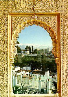 Arquitectura rabe en espa a qubbat barudiyin marrakech for Arquitectura islamica en espana