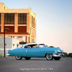 1951 Cadillac Series 62 Gov. Earl Long's car. Blanche
