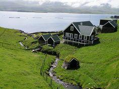 Býlingurin Á Bø í Froðba   Faroe Islands, Territory of Denmark  ©Eileen Sandá