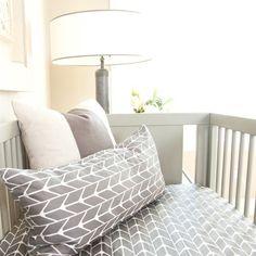 Crib Sheet - Finn - Charcoal