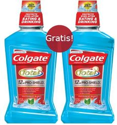 Colgate-Mouthwash EMPEZANDO 3/27: Enjuague Colgate Total GRATIS en Walgreens