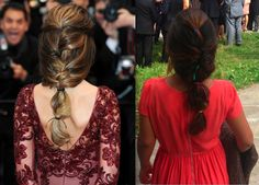 I love Cheryl Cole Braid.