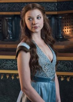 Natalie Dormer in a still from Game of Thrones