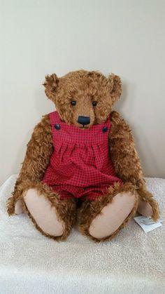 Manufactured Adaptable Charlie Bears Figaro Artist