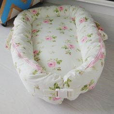Baby nest removable cover cosleeper babynest bed snuggle nest baby lounger toddler nest baby shower gift gift for baby shabby chic nursery sleeping nest baby cocoon Christmas baby gift Baby Girl Presents, New Baby Gifts, Baby Travel Bed, Snuggle Nest, Baby Nest Bed, Shabby Chic, Chic Nursery, Baby Cocoon, Baby Christmas Gifts