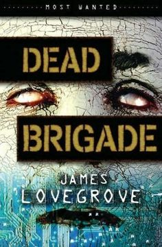 book cover of   Dead Brigade