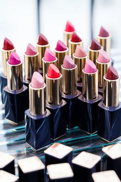#LipstickEnvy comes in 20 envious shades. Get them all