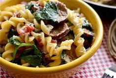 Spicy Sausage Pasta Skillet Recipe on Yummly
