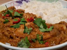 Slimming World Delights: Chettinad Chicken Curry
