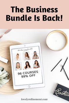 Well, this is awesome. The Business Bundle is back by popular demand, for just a few days!  If you've been wanting to grow your business, start or grow your Instagram, monetize your blog, or do ANYTHING related to improving your current situation today is the best time to do it! #entrepreneur #business #startingabusiness #onlinecourse #jennakutcher #goaldigger #womeninbusiness #womenentrepreneur #success Growing Your Business, Starting A Business, Reaching Goals, Personal Goals, Setting Goals, Do Anything, Online Courses, Entrepreneurship, Improve Yourself