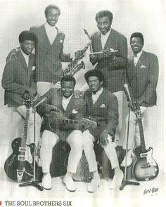 SOUL BROTHERS SIX - Soul Artists - Soul Source