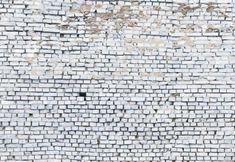 Mural Brewster Home Fashions White Brick Wall