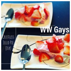 This 0 point dessert is so delicious, easy and versatile!  Click link below to view recipe.