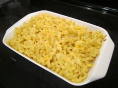 macaroni and cheese from scratch recipe