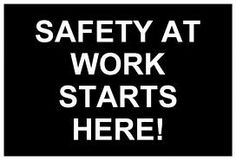 safety at work pictures - Google Search