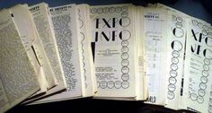 50+ Issues of Expo Info (World's Fair Collector's Society) Newsletter 1968-1979