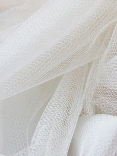 "Silk Tulle (185cms/73"") - Sensation"